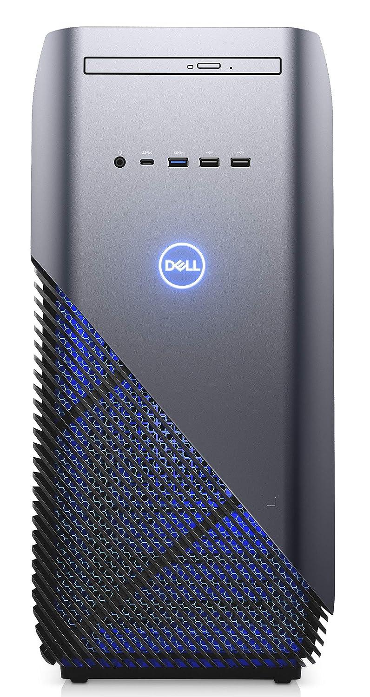 Dell Inspiron 5000 Gaming Desktop - (Recon Blue) (Intel Core i5-8400, 8 GB RAM, 128 GB SSD Plus 1 TB HDD, NVIDIA GeForce GTX 1060 3 GB Graphics, Windows 10)