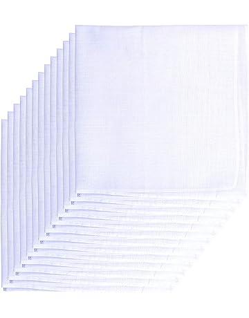 cd50611043e9f Van Heusen 13 Pack Men's Fine Handkerchiefs