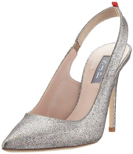 Sarah De MujerMulticolor Tacón Sjp By Jessica Doe Zapatos Para Parker wn0XNOP8k