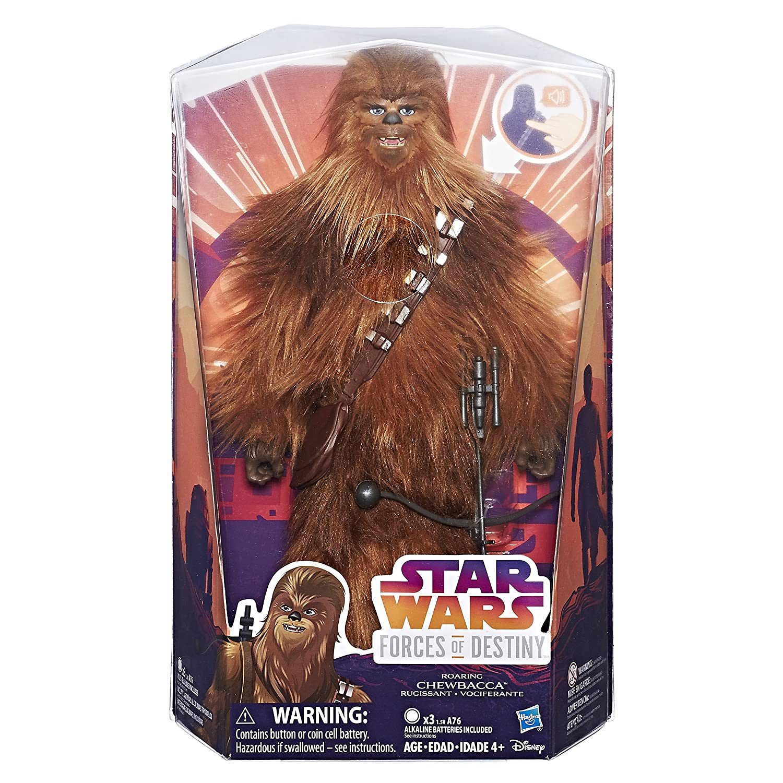 Star Wars Roaring Chewbacca Fi...