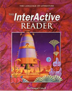 Language of literature the interactive reader grade 6 mcdougal language of literature interactive reader grade 7 fandeluxe Choice Image