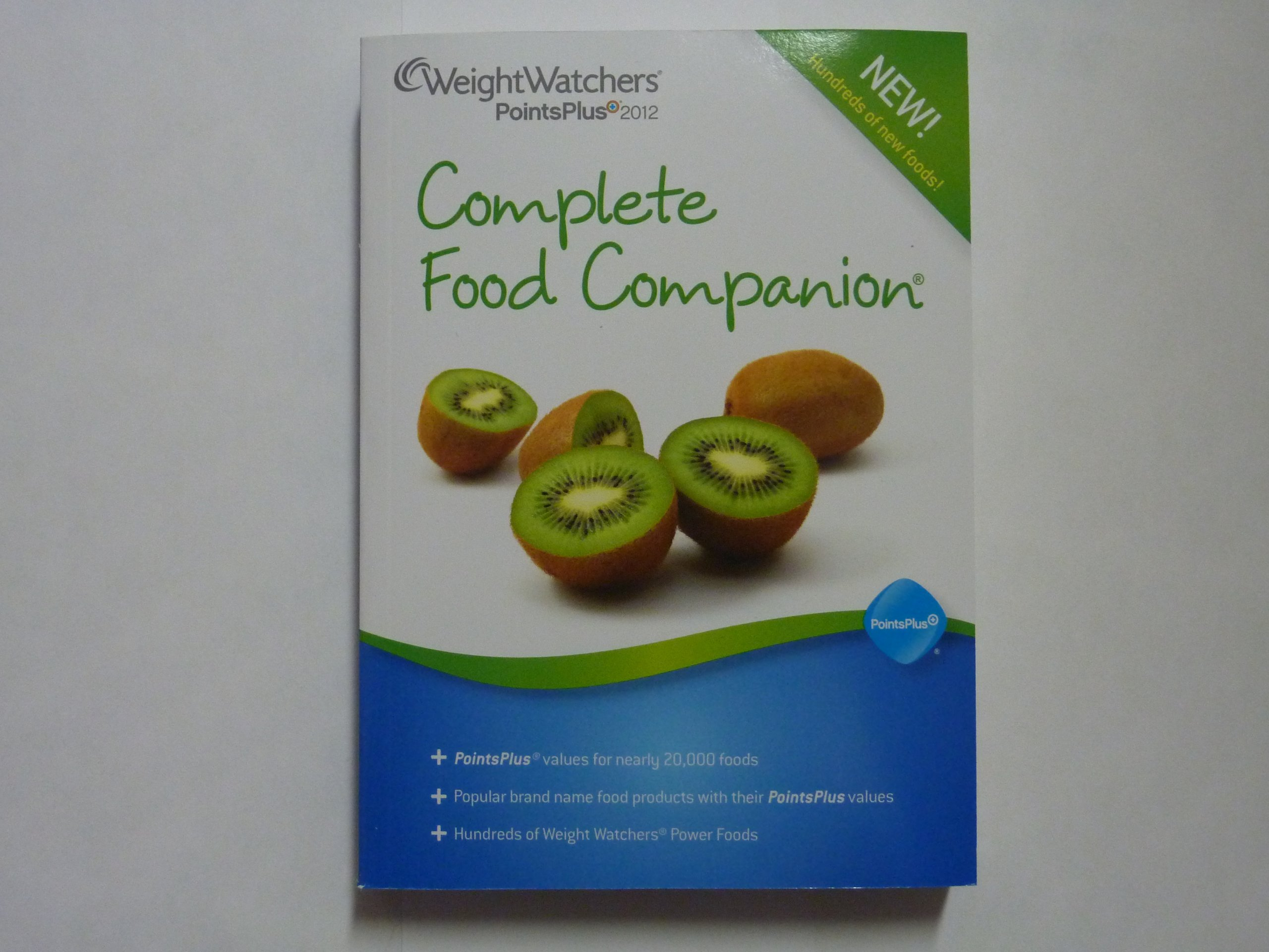 Weight Watchers 2012 Complete Food Companion Points Plus Amazon