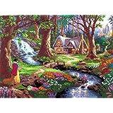 The Disney Dreams Collection 52500 - Kit de punto de cruz contado