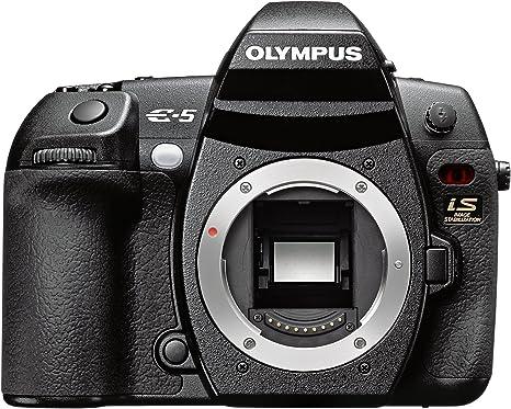 Olympus E-5 - Cámara réflex Digital de 12.3 MP (Pantalla de 3 ...