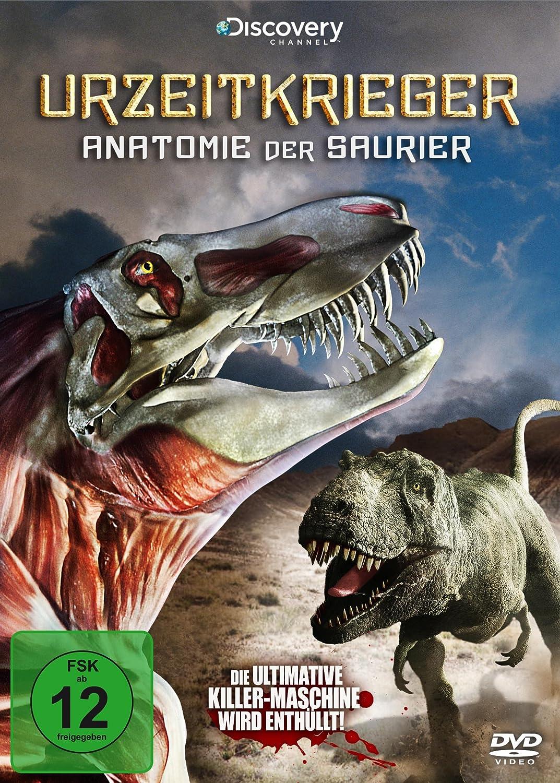 Urzeitkrieger-Anatomie der Saurier: Amazon.de: -: DVD & Blu-ray
