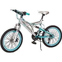 Benotto Bicicleta Rush MTB Acero R20 21V Niño Sunrace Frenos Disco Delantero