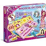 Clementoni 69440.2 - Mia and me - Magische Tatoos