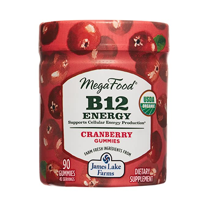 MegaFood B12 Energy Supplement