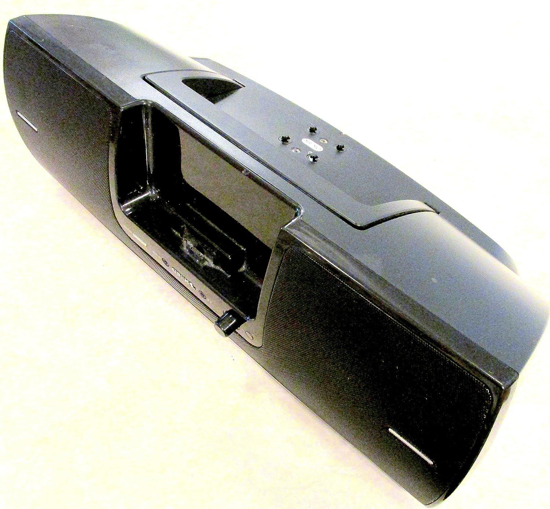 Audiovox Sirius SUBX2 Speaker Dock Portable Sound System -Black