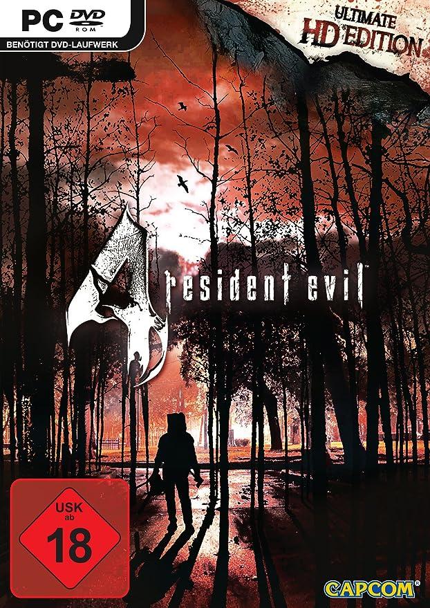Resident Evil 4 Ultimate Hd Edition [Importación Alemana]: Amazon ...