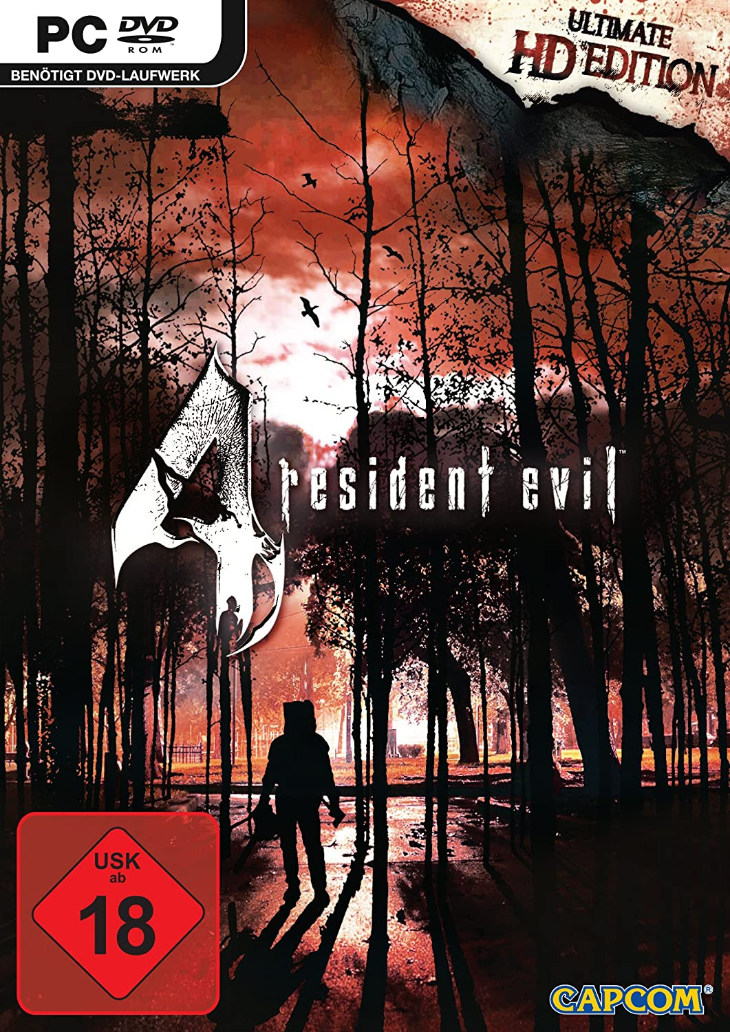 Resident Evil 4 Ultimate HD Edition, PC