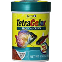 Tetra TetraColor Tropical Fish Food Crisps 38 g