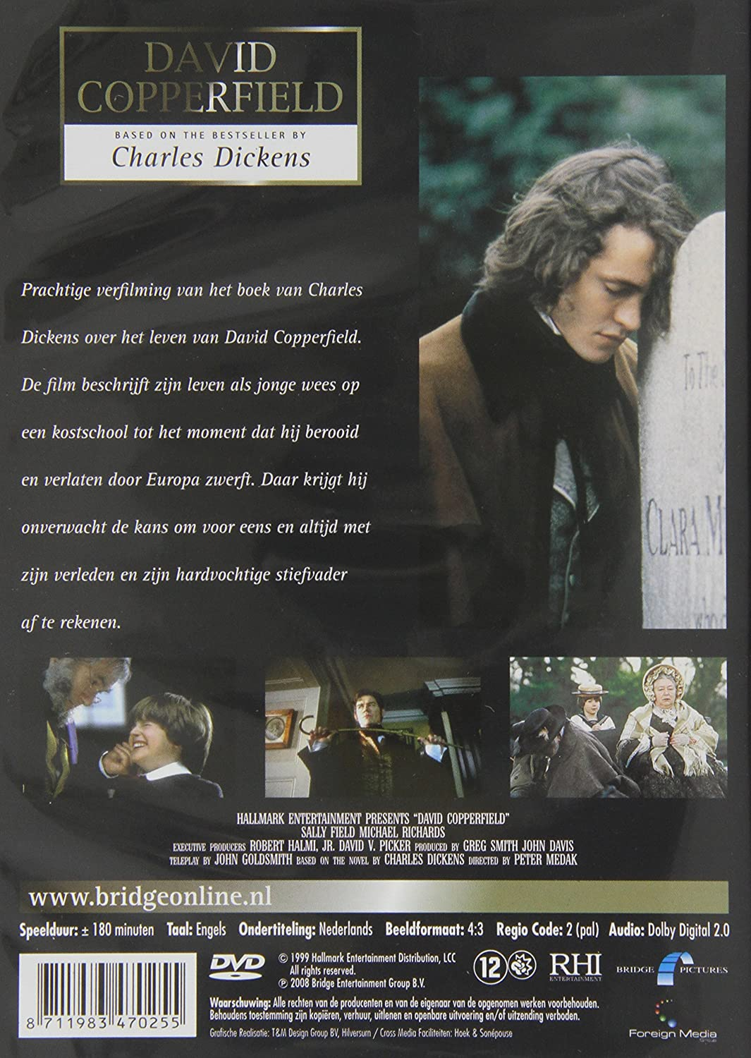 david copperfield dvd amazon co uk eileen atkins david copperfield 2000 dvd amazon co uk eileen atkins edward hardwicke freddie jones nigel davenport emily hamilton alec mccowen