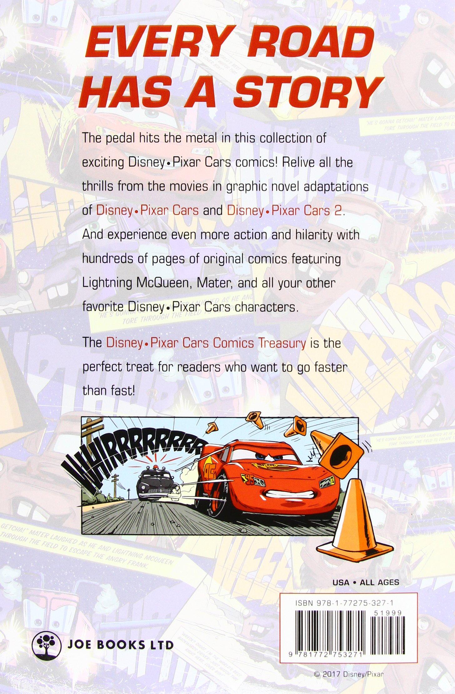 Disney•Pixar Cars Comics Treasury (Disney Pixar Comics Treasury)