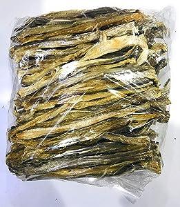 Dried Loitta Fish (Dried Bombay-Duck Fish) 16 oz