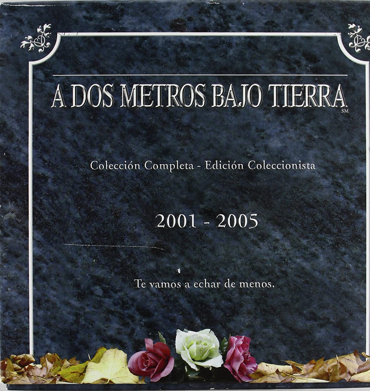 Pack A dos metros bajo tierra Colección completa - Edición cole DVD: Amazon.es: Peter Krause, Lauren Ambrose, Rachel Griffiths, Frances Conroy, ...