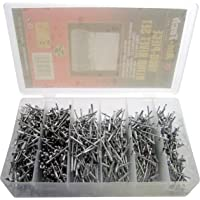 Am-Tech 1000 Stück Blind Rivets, S5105