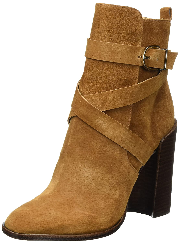 Schutz Women Boots - Botines Mujer38 EU|Marrón (Wood)