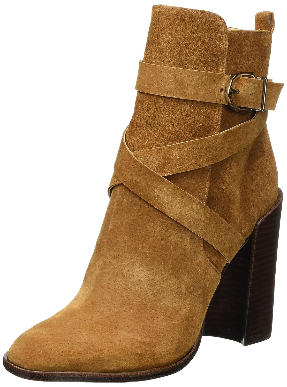 Schutz Damen Damens Stiefel Stiefel Braun (Wood)