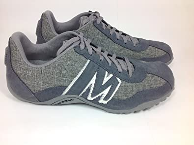 bd2bce94961 Merrell Sprint Blast Suede Mesh Sneakers New Size.: Amazon.co.uk ...