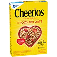 Cheerios Toasted Wholegrain Oat Cereal 8.9oz 252g (SM) Dated 17/06/2018