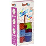 Brackitz Inventor: 28 Piece Set - Imagination Set and Building STEM Toy