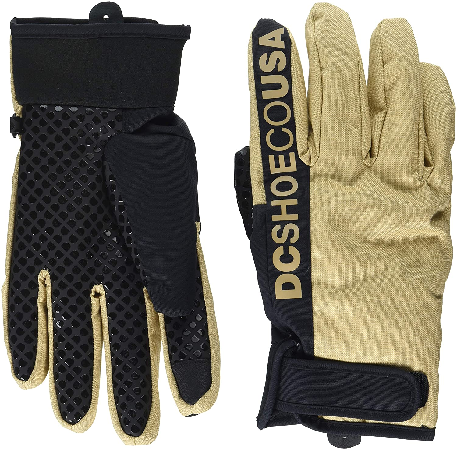 28b73323ea20 Amazon.com  DC Men s Deadeye Snow Glove  Clothing