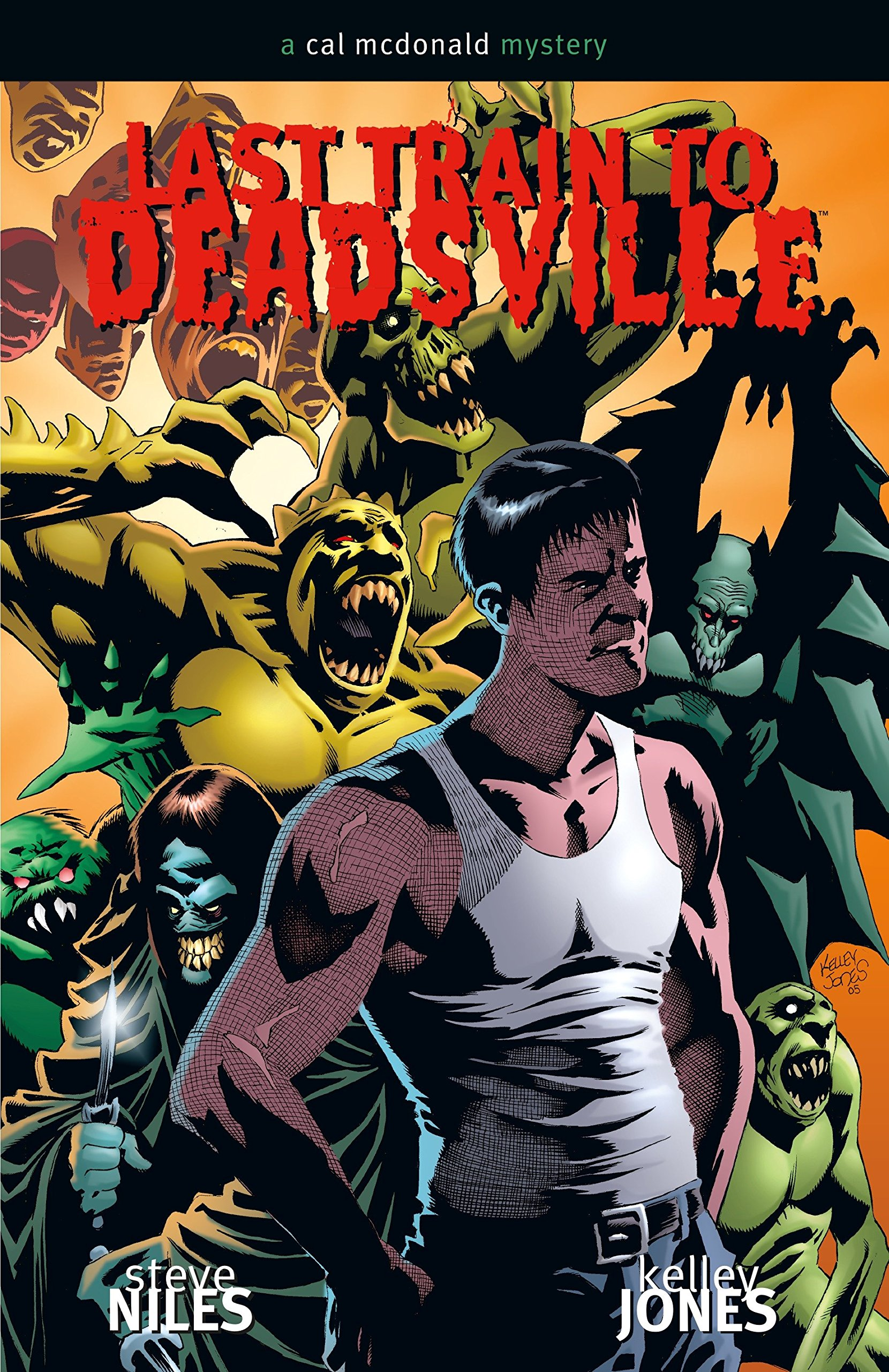 Download Last Train To Deadsville: A Cal McDonald Mystery (Cal McDonald, Monster Hunter) ebook