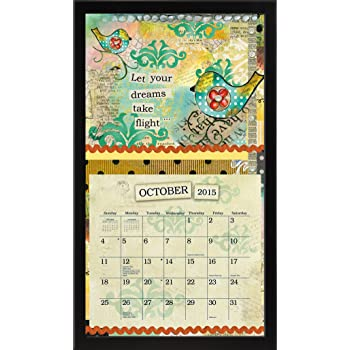 lang 2017 favorite things wall calendar x 24 inches 17991001857 office. Black Bedroom Furniture Sets. Home Design Ideas
