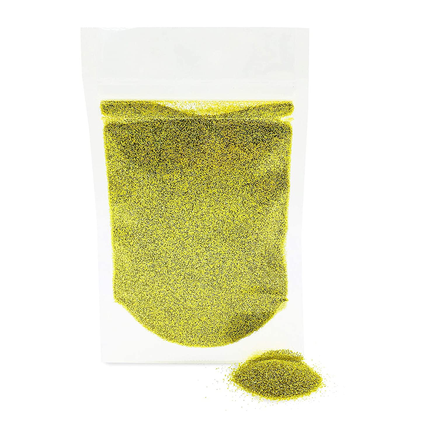 Biodegradable Body Glitter (1/2 Ounce, Moonlit Silver) Alternative Imagination