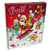 Trolli Calendario dell'Avvento 465g