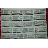 Generic Silica Gel (5g, Pack of 80, White)