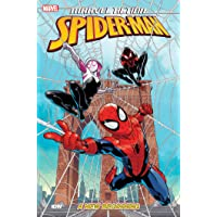 Marvel Action Spider-Man New Beginnings (Book One)