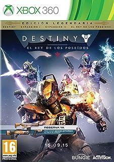 Destiny - König Der Besessenen [Importación Alemana]: Amazon.es: Videojuegos