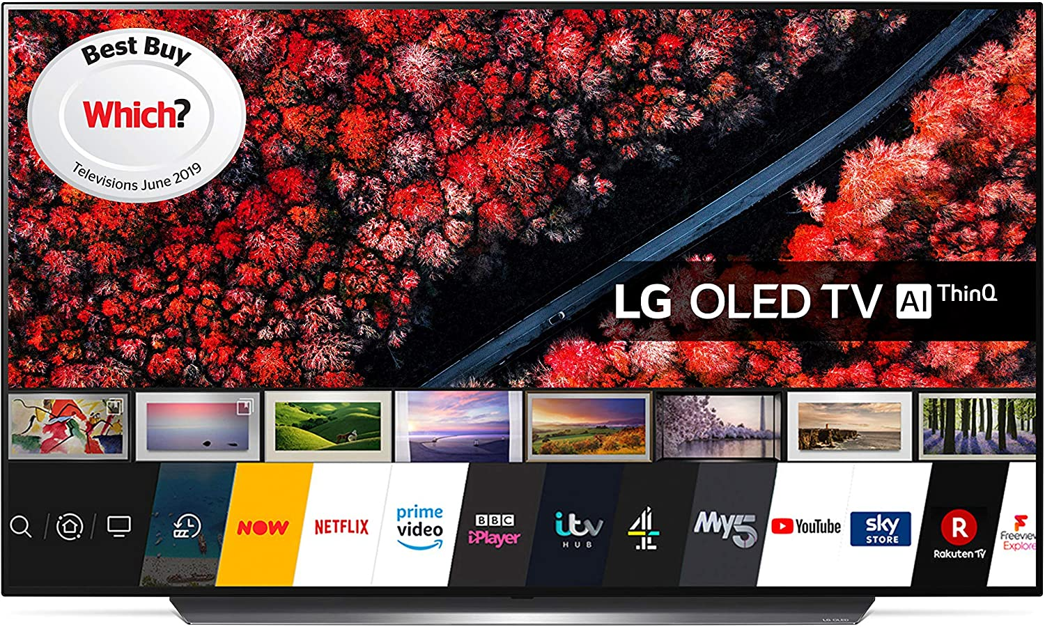 LG TV OLED 55B9 4K UHD: BLOCK: Amazon.es: Electrónica