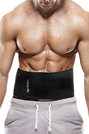 Weight Loss Belt Waist Trimmer Belly Fat Burner For Men And Women Best Slimming Thermal Belt