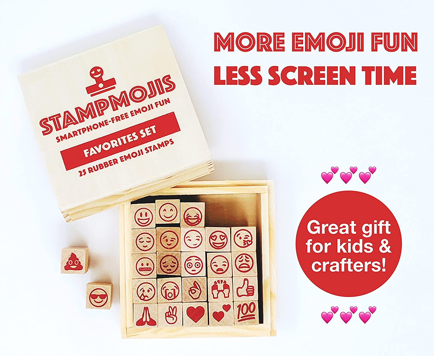 Teacher Stamps by Stampmojis Teacher Stamp Set