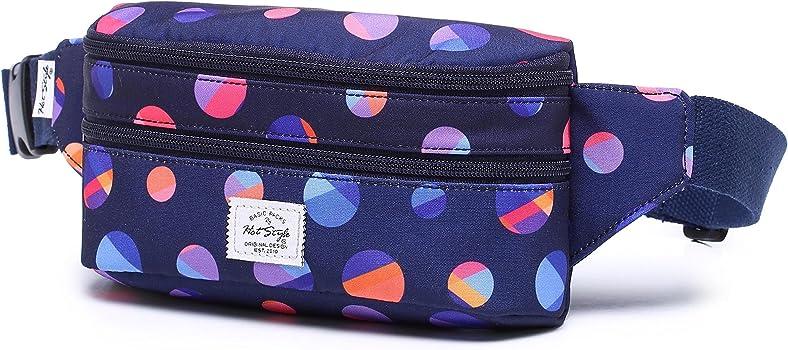 Bubble Gum Design Hipster Bag Fanny Aesthetic Pack Super Handy Everyday Use Unisex Hippie Colorful Tourist Documents Bag KB00052/_24