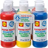 ALEX Toys Artist Studio 6 Poster Paints