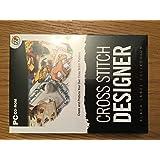 CROSS STITCH DESIGNER PC CD ROM