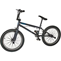Bicicleta Benotto Hook Free Style Aluminio R20 1V Niño  Frenos U Diablos Del/Tras