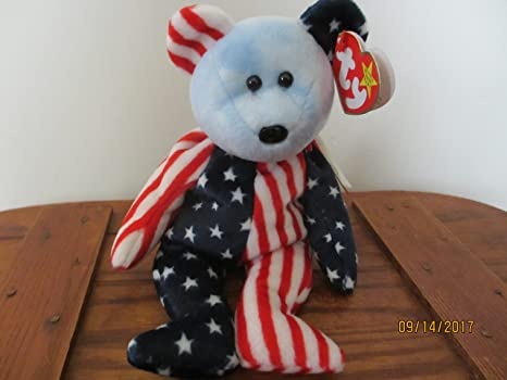 Amazon.com   Original Spangle Beanie Baby 0be09803e9