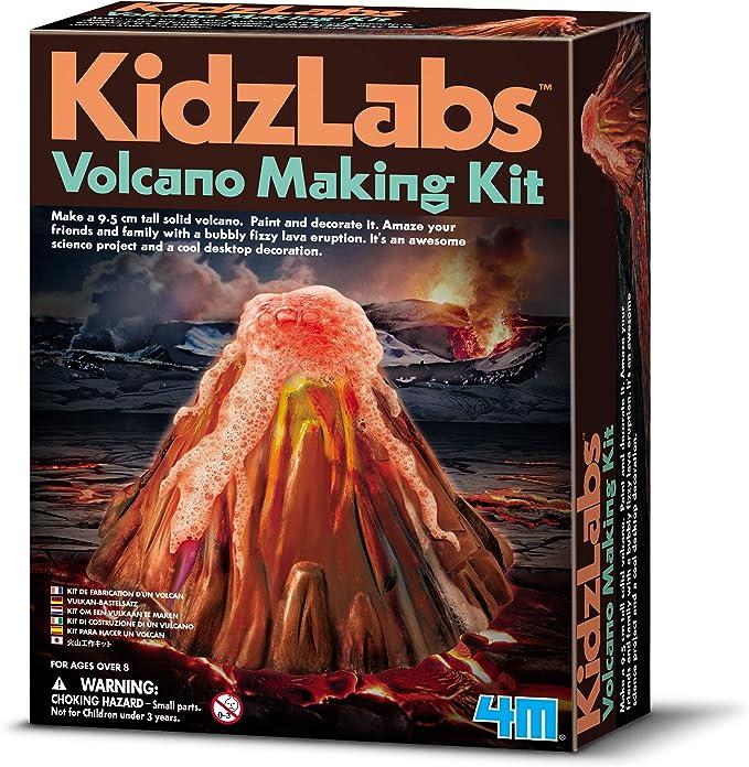 4M - Volcano Making Kit, Juguete Educativo (004M3230): Amazon.es: Juguetes y juegos