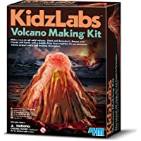 4M FSG3230 KidzLabs Volcano Making Kit