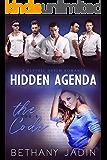 Hidden Agenda: A Reverse Harem Romance (The Code Book 2)