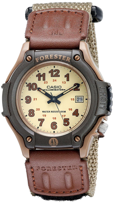 Amazon Casio Mens Ft 500wc 5bvcf Forester Sport Watch Casio