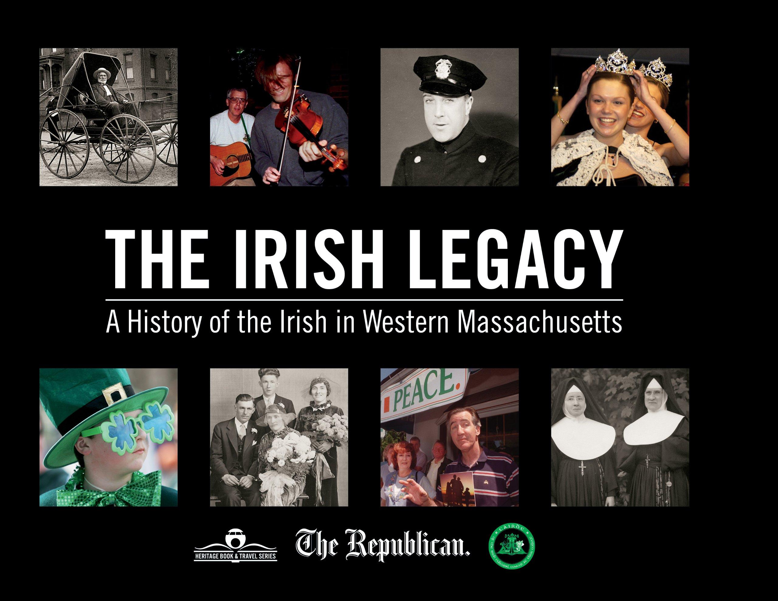 The Irish Legacy (Springfield Heritage): The Republican: 9781597254045:  Amazon.com: Books