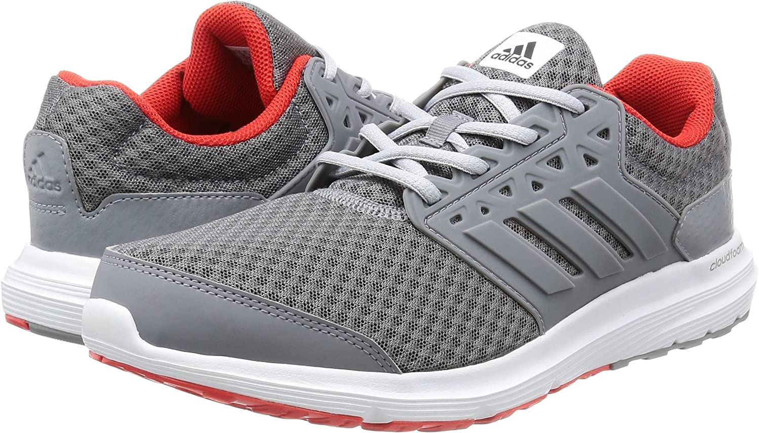 adidas Chaussures Galaxy 3 Gris Running Homme: