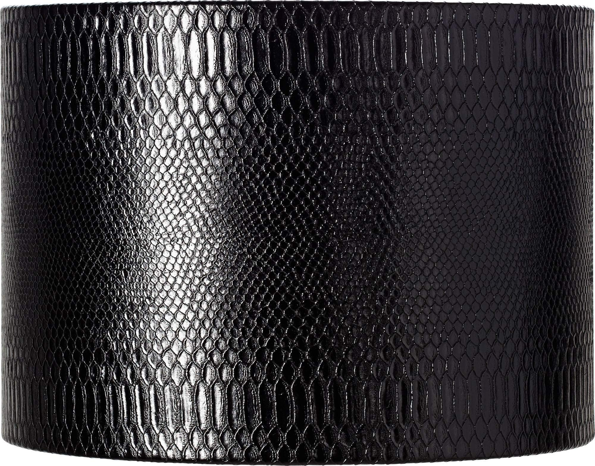 Reptile Print Shade with Silver Lining 15x15x11 (Spider) - Springcrest