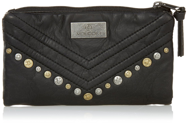Volcom Dinero Bolsa Pretty Tough Wallet, Black, One Size ...